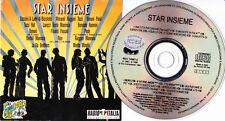 FIORELLA MANNOIA | Raro CD | STAR INSIEME | Loredana BERTE I POOH Ornella VANONI