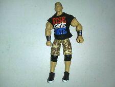 "John Cena WWE Elite 7"" Wrestling Action Figure-Black Shirt-Rise Above Hate"