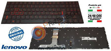 Tastiera layout ITA Keyboard per LENOVO Legion Y520 RetroIlluminata