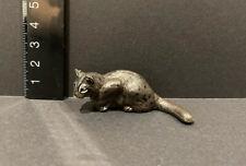 Kaiyodo Animatales Choco Q Series 1 Iriomote Cat Figure