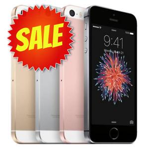 Apple iPhone SE (Verizon, Factory Unlocked) GSM - - - - FREE SHIPPING - - - - -