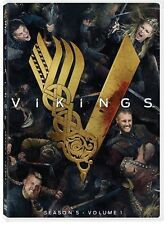 VIKINGS SEASON 5 VOLUME 1 ON DVD, BRAND NEW AND SEALED, REGION 2