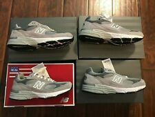 New Balance 993 MR993GL Gray US7-US15 BRAND NEW 2E and 4E Width Available!