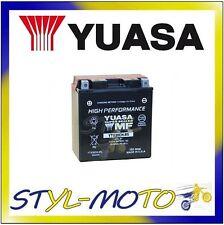 YTX20CH-BS BATTERIA ORIGINALE YUASA CON ACIDO SUZUKI LT-A 750 X King Quad 2012