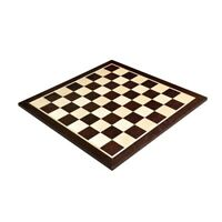 African Palisander & Maple Wooden Chess Board - 2.0""