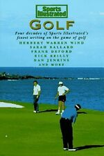 Sports Illustrated - Golf - 40 Years of SI Articles - HC w/DJ 1st EDITION 1994