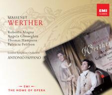 Jules Massenet : Massenet: Werther CD (2013) ***NEW***