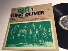 LP Vinyl West End Blues (1929) KING OLIVER VG ++ Joker SM 3810 sehr guter Zustan