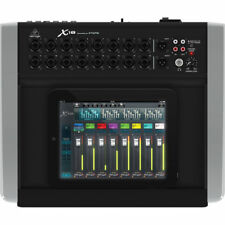Behringer X18 - mint Compact 18-Input Digital iPad/Tablet Mixer