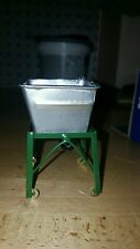 Dollhouse Miniature Wash Basin with Drain hose