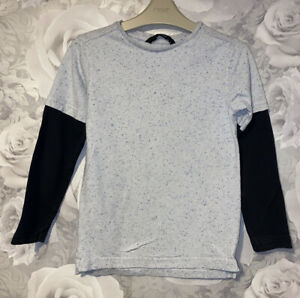 Boys Age 6-7 Years - Long Sleeved Top