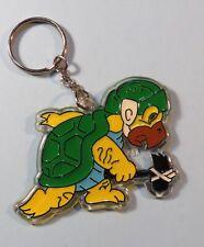 1988 Hammer Brother Koopa Turtle Official Nintendo of America Keychain NES era
