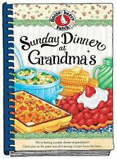 Goosebery Patch Sunday Dinner at Grandma's Cookbook, Recipes, 221 Pages