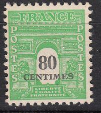 FRANCE TIMBRE NEUF N° 706 *  ARC DE TRIOMPHE
