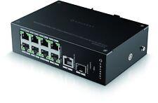 Amcrest AGPS9E8P-AT-96 Gigabit Uplink 9-Port POE+ 8-Ports POE+ REFURBISHED