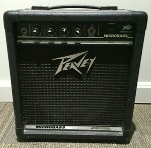 Pevey Electronics Microbass 50 Watt Amplifier
