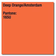 A4 IMAGE COLORACTION DP ORANGE (AMSTERDAM) 210X297MM 80GM2 X 500