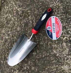 Spear & Jackson Select Stainless Steel Garden Hand Trowel -