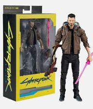 Cyberpunk 2077 V 7 Inch Action Figure - McFarlane Toys, Brand New in Box