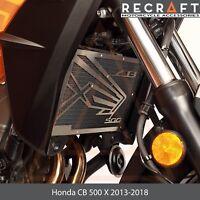Honda CB 500 X 2013-2018 Radiator Grille Guard Cover Protector ver.2