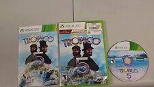 Tropico 5, Xbox 360 Complete.