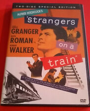 Alfred Hitchcock's Strangers on a Train Two Disc Special Edition Dvd