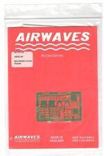 Airwaves Accessories 1:72 Me109G6/10/K4 Panels AW2140 AC72140