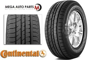 1 Continental CrossContact LX 215/70R16 100S All Season Truck SUV Touring Tires