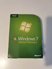 Windows 7 Home Premium Retail 32 + 64 bit with License NL Upgrade