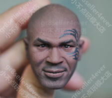 """custom 1/6 scale Mike Tyson Head Sculpt Boxing Champion fit 12"""" strong body"""