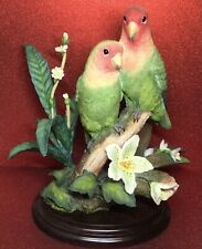 More details for country artists birds - wings of love 04902 limited edition no.29/2000