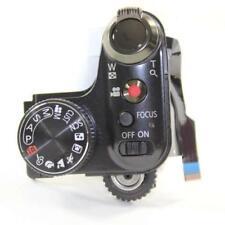 Panasonic DMC-FZ40 FZ47 Top Cover Shutter Button Mode Dial Replacement PartA2390
