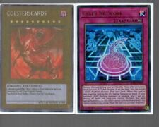 Yugioh Card - Cyber Network - Ultra Rare Holo LEDD-ENB20 New