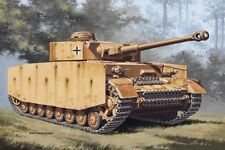 Italeri 1/72 WWII German Panzer Kpfw.IV Tank Plastic Model Kit 7007 ITA7007
