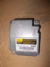 SAAB 9-5 YS3E 2001- Airbagsteuergerät Airbag Sensor SRS UNIT 5044839 Ä0418040