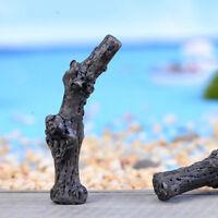 4X Dry Tree Branch Garden Mini DIY Terrarium Accessories Micro Landscape DecRK