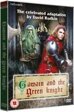 Gawain And The Green Knight - Malcolm Storry (DVD) (New & Sealed)