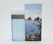 Dolce & Gabbana Light Blue Love In Capri 3.3 3.4 Oz 100ml EDT Spray For Men