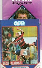 Man Utd aways 89/90 (2) v QPR & Derby