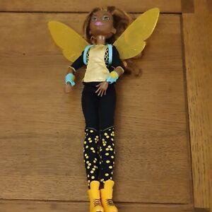 "DC Super Hero Bumblebee Figure With Wings 12"""