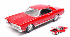 Buick Riviera Gran Sport 1965 Red 1:24-27 Model 24072R WELLY