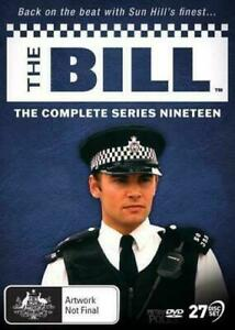 The Bill -Complete ITV Series 19 (DVD) UK Compatible - sealed preorder