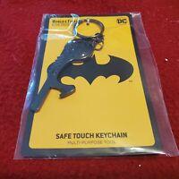 Worlds Finest Gotham City Nightlife box Batman safe touch keychain! NEW SEALED