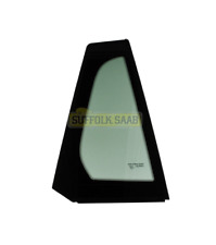 SAAB 93 9-3 SPORTWAGON 06-12MY RIGHT REAR DOOR 1/4 QUARTER LIGHT GLASS 12792106