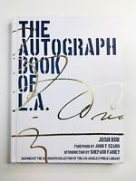The Autograph Book of L.A.: Improvements on the Page of the City