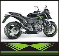 Kit  Honda Hornet  600 2008/2011 col.monster  - adesivi/adhesives/stickers/decal