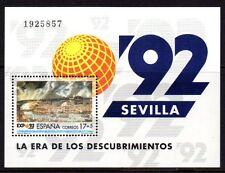 Spain - 1992 Expo '92 Mi. Block 43 MNH