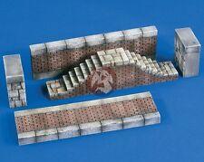 Verlinden 1/35 River / Wharf Embankment Section [Plaster Diorama Model kit] 2168