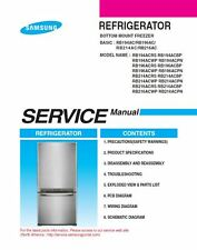 Samsung Rb216Acrs Rb216Acwp Rb216Acbp Rb216Acpn Service Manual Repair Guide