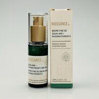 BNIB~ Biossance Squalane Micronutrient Fine Mist ~ 1oz/30ml Travel Size ~